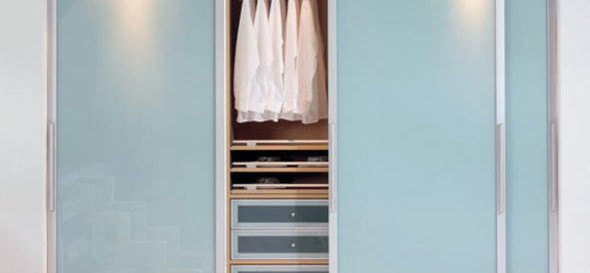 Glass Wardrobe Doors