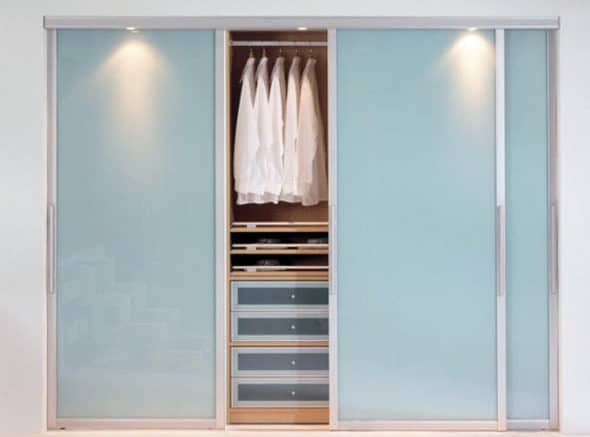 Glass Wardrobe Doors