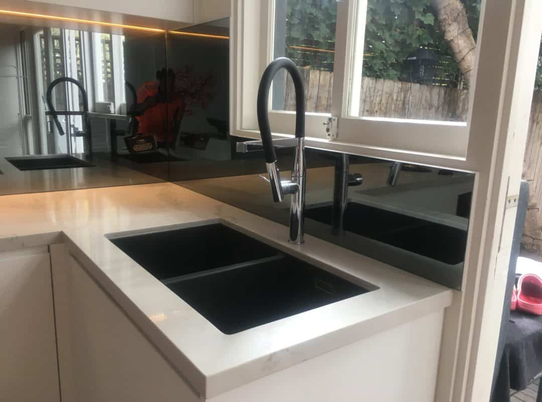 Splashback Mirror